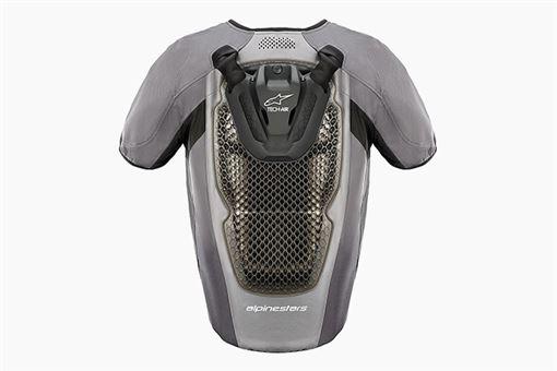 ▲Alpinestars Tech-Air5氣囊背心。(圖/翻攝網站)