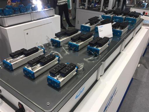 自動化零組件大廠高明鐵企業決定擴大投資8億元,購入自動化機械設備。(圖/翻攝自facebook.com/gmtglobalinc)