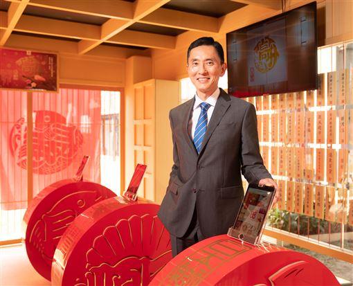 《孤獨的美食家》主角松重豐 台灣奧美提供