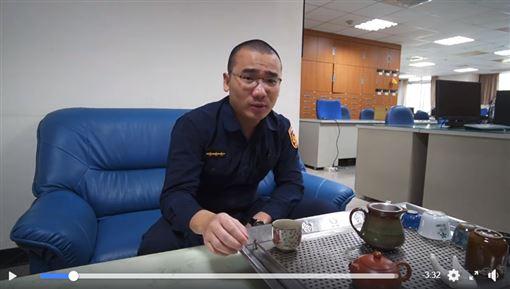 台北市,詐騙,署長室,影片,宣導