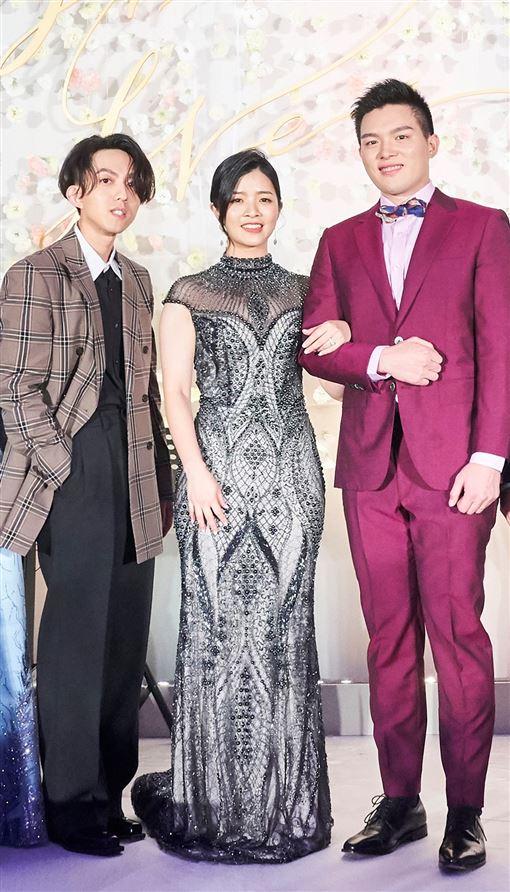 林宥嘉婚禮歌手點睛品提供