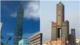 「PTT」台北學弟,台北才是人住的,引網友熱議「戰南北」。(圖/翻攝自資料照)