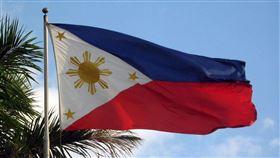 (圖/翻攝自維基百科)菲律賓,國旗