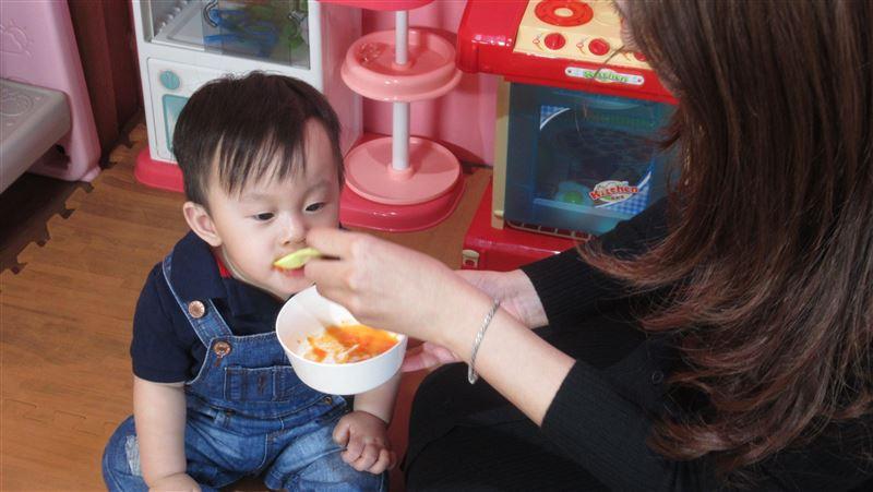 草地狀元/新手爸媽的育兒好幫手 寶寶專屬的年夜飯