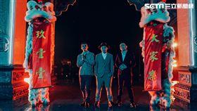 玖壹壹推出喜慶單曲《大家樂》有請「嗩吶哥」阿聖 新聞提供:混血兒娛樂