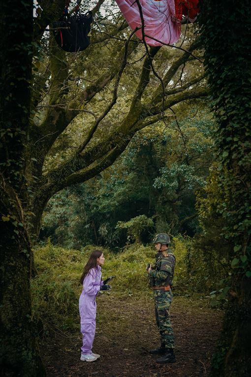 《愛的迫降》 Netflix提供