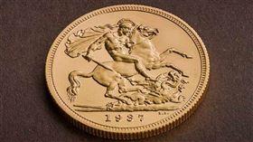 英國愛德華八世硬幣(圖/翻攝自皇家造幣廠The Royal Mint)