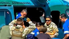邪教「火燒刀砍」驅魔…巴拿馬孕婦與5子慘死傳教士手下 圖/翻攝自Hot News Youtube
