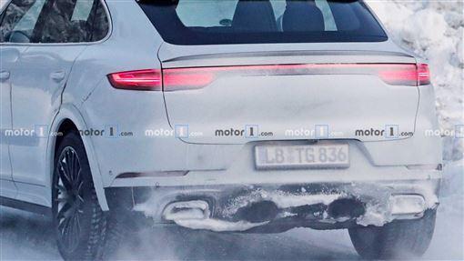 ▲Porsche Cayenne Coupe GT(圖/翻攝自motor1)