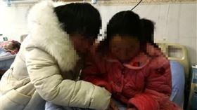 女兒,針,腦門,大陸,有期徒刑,高燒 翻攝自紅星新聞
