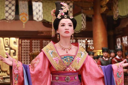 太平公主,深宮計,翻攝自YouTube