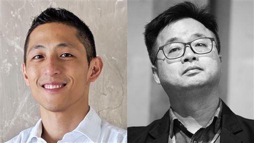 ▲吳怡農(左)、羅文嘉(右)被視為民進黨參選台北市長可能人選。(翻攝自臉書)