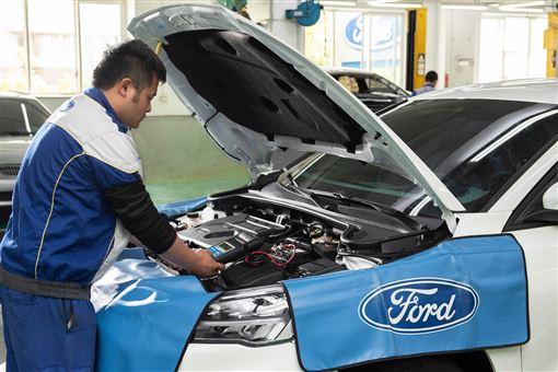 ▲Ford建議新春五大目標(圖/Ford提供)