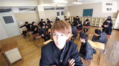 日本,比基尼,正妹,考生,成績(圖/翻攝自YouTube)