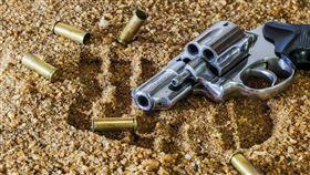 槍擊,槍手,槍殺,示意圖/翻攝自Pixabay