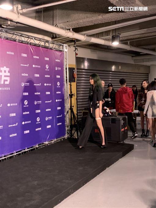 CHING G SQUAD、Karencici、屁孩 Ryan、Julia 吳卓源、高爾宣記者鄭尹翔攝影