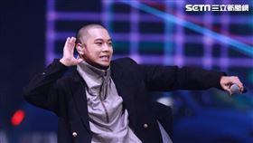 高爾宣kkbox風雲榜 記者邱榮吉攝影
