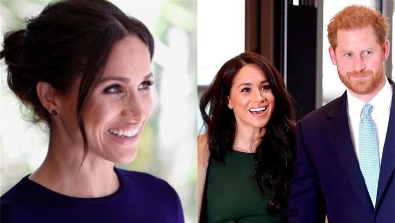 梅根退出皇室後公開現身!解放「好萊塢女明星穿搭」網傻眼
