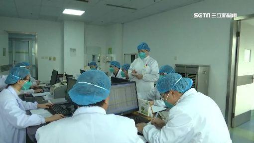武漢肺炎2死疫情升溫 新增17病例.3重症