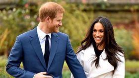 哈利王子與梅根退出英國王室。(圖/翻攝自sussexroyal IG)