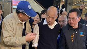 韓國瑜,果菜市場,魚市場,高雄,市長,過年