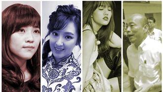 跟著韓國瑜起飛 十大正妹誰居榜首?