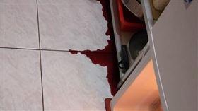 冰箱流出鮮紅液體…女嚇壞差點報警 網:該不會是XXX 圖/翻攝自爆怨公社