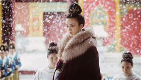 湯唯在《大明風華》中演出明朝孝恭孫皇后的傳奇一生(圖/TVBS提供)