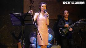 吳婉君舉辦個人音樂分享會,陳志強(圖/記者劉秀敏攝影)