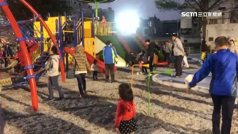 彰兒童公園升級 家長溜童塞爆亂象多