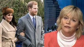 英國,王子,哈利,梅根,王室(圖/翻攝自維基百科+YT)