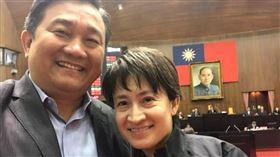 王定宇在臉書秀出14位立委「畢業照」,包括蕭美琴、尤美女、段宜康、林靜儀等人。(圖/翻攝自王定宇臉書)