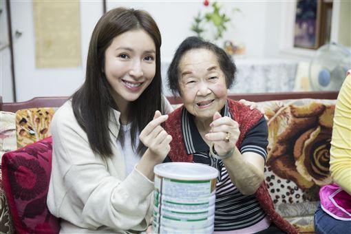楊謹華,謝盈萱「愛最大慈善光協會提供」