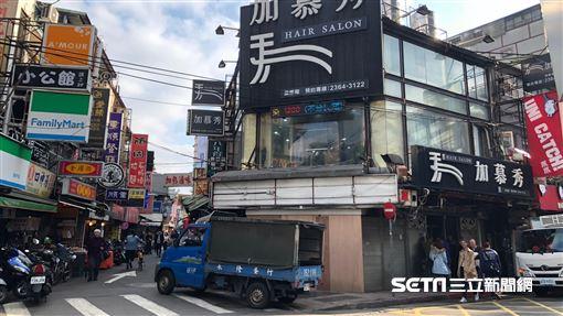 陳三鼎原址店面。(圖/記者蔡佩蓉攝影)