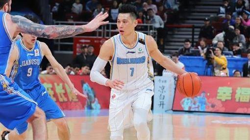 CBA/不打籃球做什麼?豪親自解答 CBA,林書豪,北京首鋼,全明星,公益 翻攝自微博