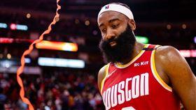 NBA/單場失16三分 哈登第6次 NBA,休士頓火箭,James Harden,三分球,紀錄 翻攝自推特