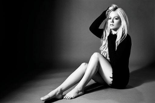艾薇兒(Avril Lavigne) (圖/樂騰演藝文化提供)