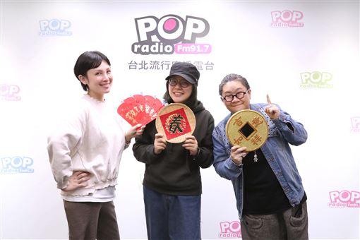 魏如萱。(POP Radio提供)