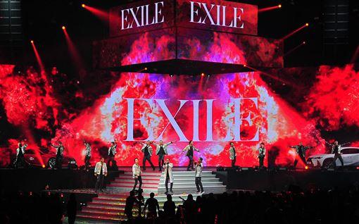 「EXILE放浪兄弟」 台視提供