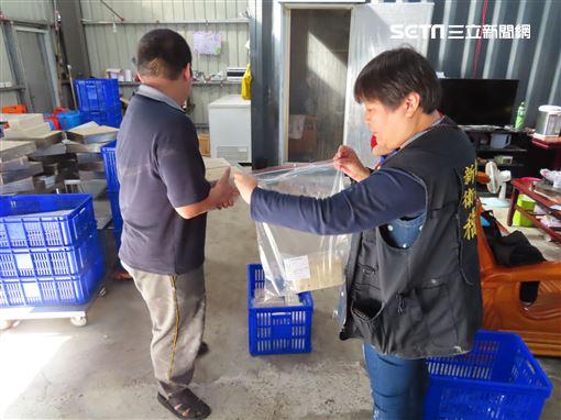 蘿蔔糕,工廠,網購,新北,衛生局提供