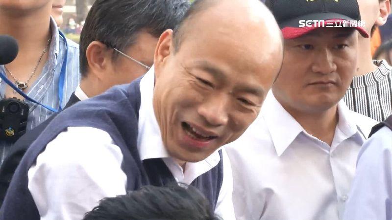 人氣不再?韓國瑜發紅包僅排3百米