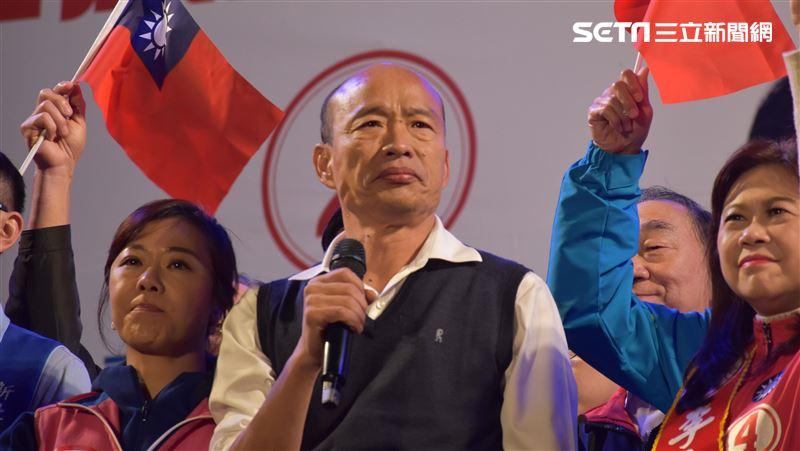 五甲關帝廟國運籤 曝2月罷免韓國瑜「了悟生靈嘆一生」 | 政治 | 三立
