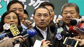侯友宜宣布環狀線元月31日正式通車 免費搭乘一個月(圖/資料照)