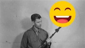 德軍會轉彎的槍