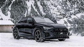 ▲ABT Sportsline改裝Audi SQ8(圖/翻攝網路)