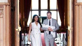 女王見不到「亞契王子」好傷心…憂哈利、梅根退出更難見 圖/翻攝自sussexroyal IG