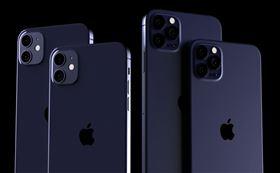 iPhone 12將推夢幻新色海軍藍(Navy Blue)▲。(圖/翻攝自EverythingApplePro YouTube)