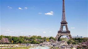 巴黎鐵塔。(圖/Pixabay)