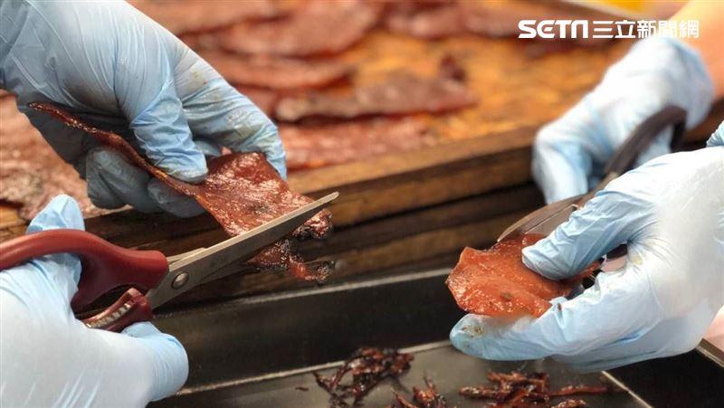 過年吃肉乾當心色素下肚?專家這樣說