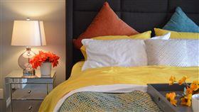 臥房,房間(示意圖/翻攝自Pixabay)